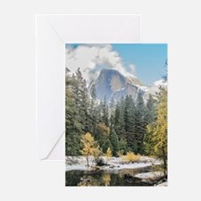 Autumn Mountain & River Greeting Cards (Pk of 10)