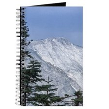 Glistening Mountain Scene Journal