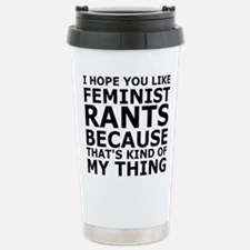 Liberal Travel Mug