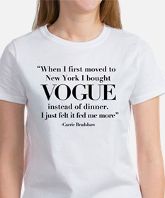 SATC: Vogue For Dinner Tee