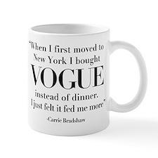 SATC: Vogue For Dinner Mug