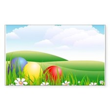 easter eggs Decal