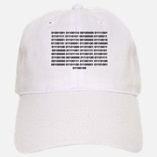 Binary – Get Laid Baseball Baseball Cap