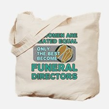 Unique Funeral Tote Bag