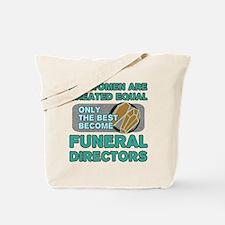Embalming Tote Bag