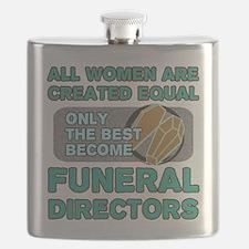 Funny Morbid Flask