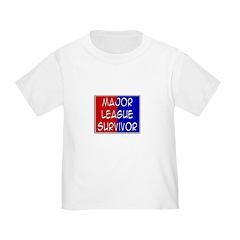 'Major League Survivor' T