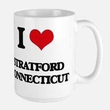 I love Stratford Connecticut Mugs