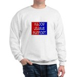 'Major League Support' Sweatshirt