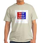 'Major League Support' Light T-Shirt