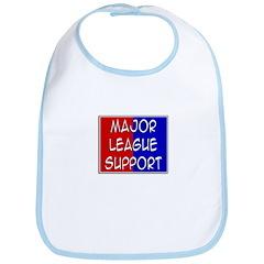 'Major League Support' Bib