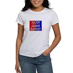 'Major League Support' Tee