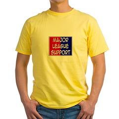 'Major League Support' T