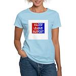 'Major League Support' Women's Light T-Shirt