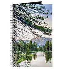 Peaceful Mountain Pond Journal