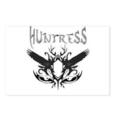 huntress t-shirts and gifts Postcards (Package of