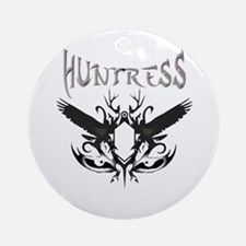 huntress t-shirts and gifts Ornament (Round)