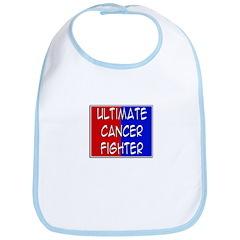 'Ultimate Cancer Fighter' Bib