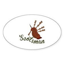 Scotsman Decal
