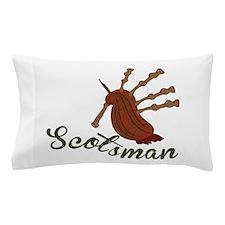 Scotsman Pillow Case