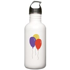 Party Balloons Water Bottle