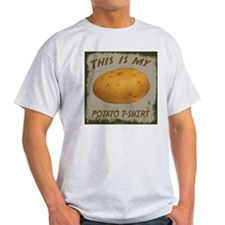 My Potato T-Shirt T-Shirt