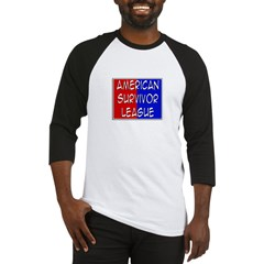 'American Survivor League' Baseball Jersey