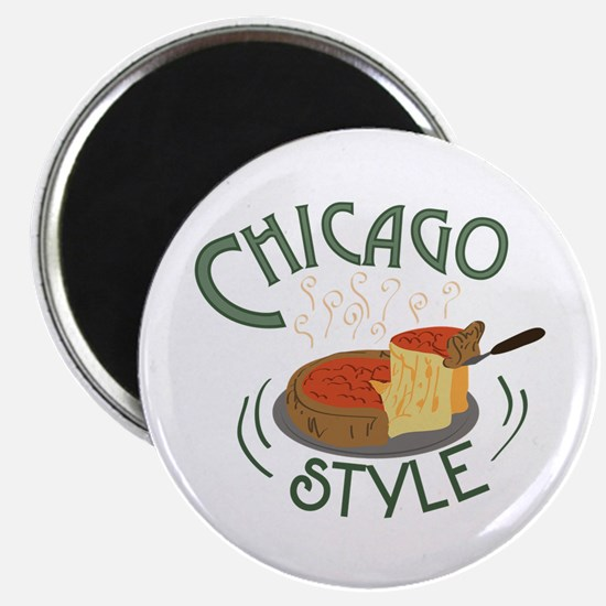 Chicago Sign Magnets