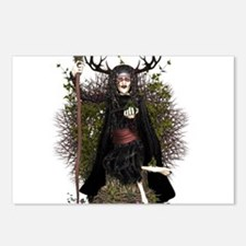 Hedge Witch ~ Hetty Postcards (Package of 8)