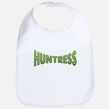 huntress female hunter gifts Bib