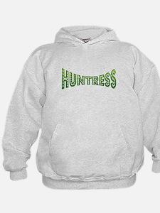 huntress female hunter gifts Hoodie