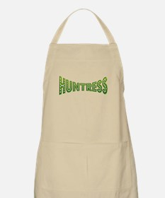 huntress female hunter gifts BBQ Apron