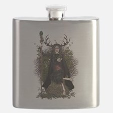 Hedge Witch ~ Hetty Flask