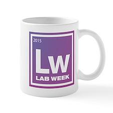 Lab Week 2015 Logo Mugs