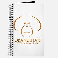 Orangutan Ssp Logo Journal (orange Logo)