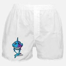 Sharky Smiles Boxer Shorts