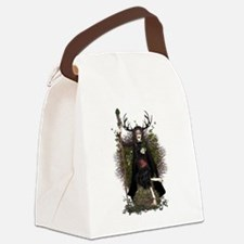 Hedge Witch ~ Hetty Canvas Lunch Bag