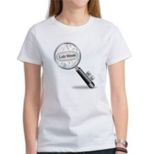 Lab Magnify Womens T-Shirt