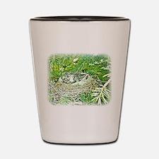 Peeps Shot Glass