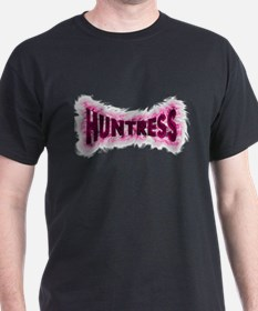 For the female hunter this wo T-Shirt