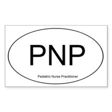 Cute Nurse practitioners Decal