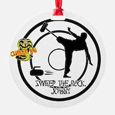 Johnny Rock Ornament