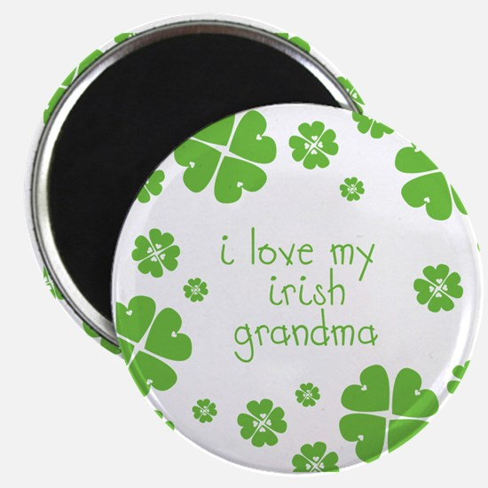 I Love My Irish Magnets