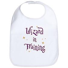 Cute Wizard Bib