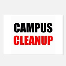 Campus Cleanup Postcards (Package of 8)