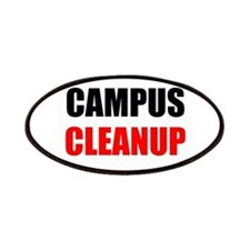 Campus Cleanup Patch