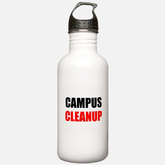 Campus Cleanup Water Bottle