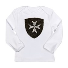 Knights Hospitaller Cro Long Sleeve Infant T-Shirt