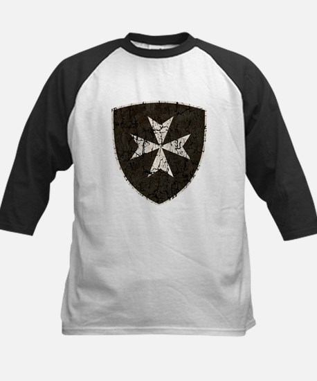 Knights Hospitaller Cross, Di Kids Baseball Jersey