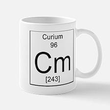 96. Curium Mug